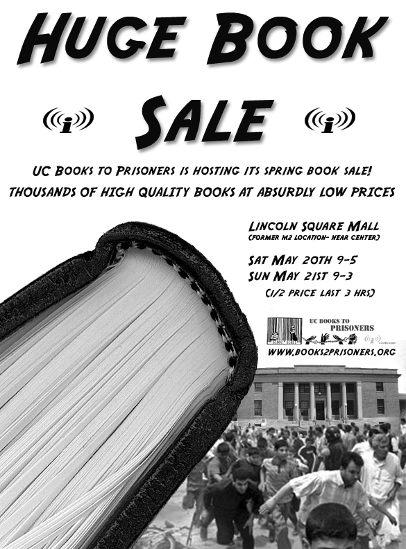 UC Books To Prisoners - A project of the UCIMC